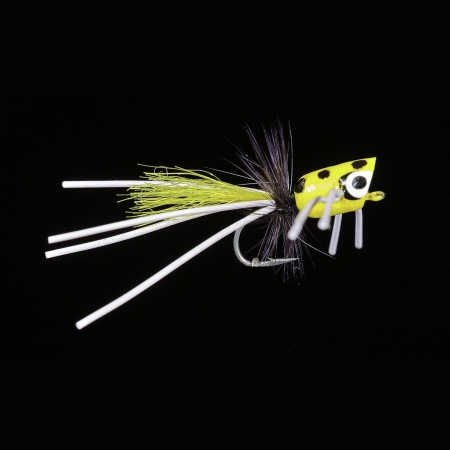 Mouche Bass 40 Poppers JMC