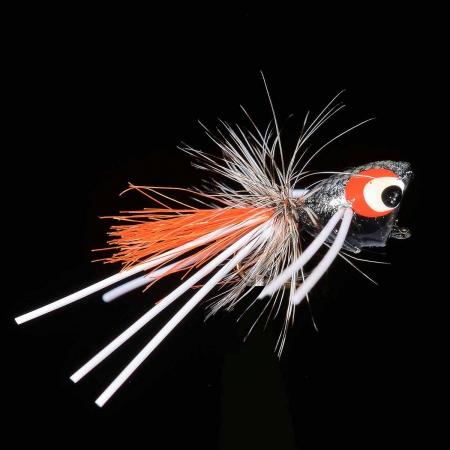 Mouche Bass 22 Poppers JMC