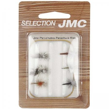 Sélection mouches JMC Parachutes