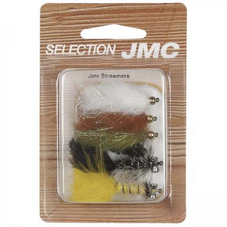 Sélection mouches JMC Streamers