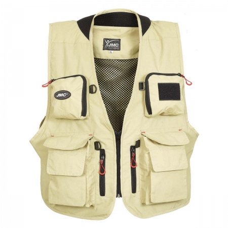 Gilet JMC Tradition Kaki V2